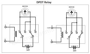 dpdt relay wiring diagram cool dpdt carlplant