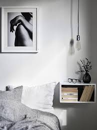 Meaning Of Nightstand The Floating Nightstand Stadshem Bedroom Home Decor