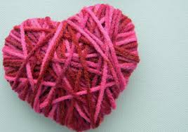preschool crafts for kids valentine u0027s day yarn heart craft