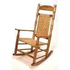 woodworking project paper plan to build plantation rocking chair