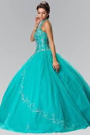 cheap ball gown prom dress quinceanera sweet 15 dress gl2348aq
