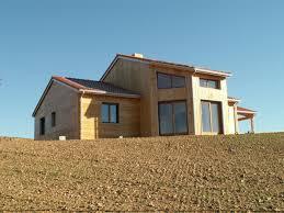 bureau ossature bois villa nature construction sur mesure de maisons en ossature bois à