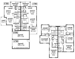 28 multi family home plans duplex modular multi family