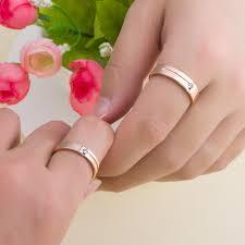 wedding rings gold gold tungsten wedding bands for women and men tungsten