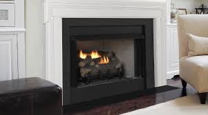 Gas Logs For Fireplace Ventless - fireplaces 101 pros and cons of wood burning gas electric and