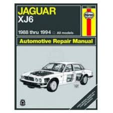 haynes repair manual for jaguar xj6 88 89 90 91 92 93 94 ebay