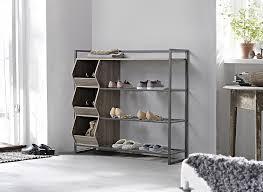 Td Furniture Store by Amazon Com Homestar 4 Shelf Shoe Rack Kitchen U0026 Dining