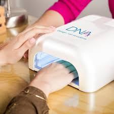 dna 36w professional salon uv gel nail curing lamp light dryer w