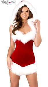 fur christmas beauty hooded dress christmas dress fur christmas dress