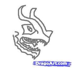 draw cool dragon step step dragons draw dragon