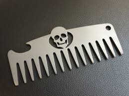 metal comb skull opener r22 metal comb works