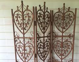 folding screen room divider etsy