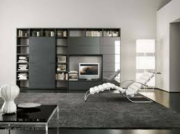 modular furniture living room designs wall units easy on the eye