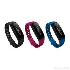 best v07 smart band blood pressure bracelet rate fitness