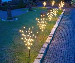 mini trees with led lights brings and festivity to your house