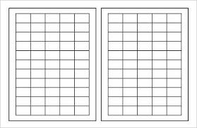 18 microsoft label templates u2013 free word excel documents