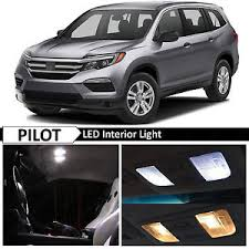 Honda Pilot Interior Photos 13x White Led Lights Interior Package Kit For 2016 2017 Honda