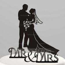 wedding cake toppers figurine mr mrs acrylic wedding cake topper bridal shower cake