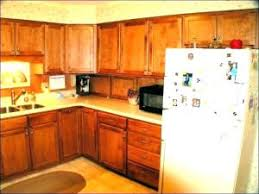 cost of refinishing oak kitchen cabinets kitchen cabinets cost refacing cabinet costs average reface