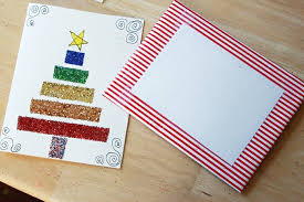 sparkling handmade cards with diy glitter
