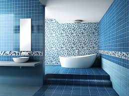 blue bathroom designs blue and white bathroom floor tile ideas in addition blue bathroom