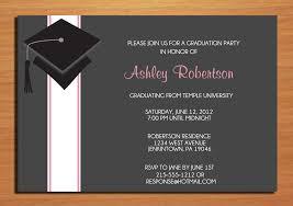college graduation announcements templates sle graduation invitation besik eighty3 co