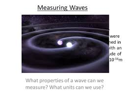 physics a level year 1 lesson measuring waves powerpoint and