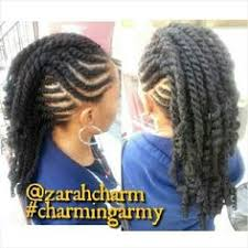 twist using marley hair my hair in single plaits expression hairstyles pinterest