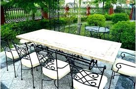 Mosaic Patio Tables Mosaic Outdoor Table Mosaic Outdoor Tables Uk Chatel Co