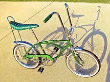 schwinn green vintage bicycles ebay