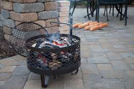 Fire Pit Grille by Browning Cowboy Fire Pit Grill Cowboy Fire Pits Grill
