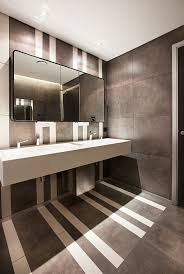 Black And White Bathroom Tiles Ideas by Top 25 Best Commercial Bathroom Ideas Ideas On Pinterest Public