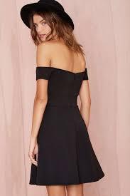 sandy dress black shop going out at nasty gal vestidos
