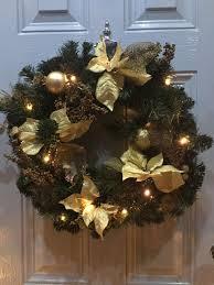 christmas decor entrance u0026 hall u2013 mrs rackley home award
