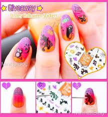 disney halloween nail art nailbees
