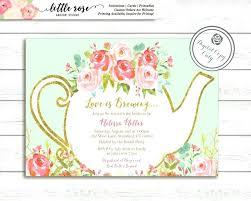 free printable bridal shower tea party invitations staggering bridal shower invitation templates free printable love is