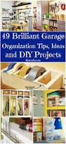 49 garage organization tips ideas and diy projects for the home