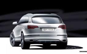 Audi Q7 Gold - tag for audi q7 v12 tdi concept history diesel sedans in united