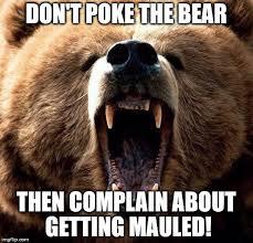 Dancing Bear Meme - pennsylvania 4 trump on twitter the silent majority cannot be