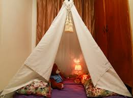how to make a teepee bed nook 10 steps with pictures wikihow