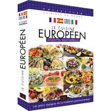 dvd recettes de cuisine je cuisine europeen 59 recettes traditionnelles dvd bluray