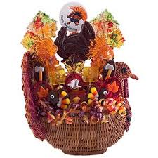 thanksgiving gift baskets thanksgiving candy bouquet gift basket at gift baskets etc