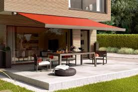 Awnings For Patio Patio And Balcony Awnings Markilux