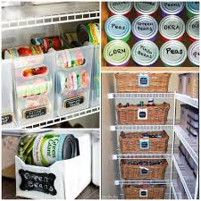 Kitchen Pantry Storage Ideas 17 Canned Food Storage Ideas To Organize Your Pantry