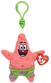 baby keychain ty clip toys