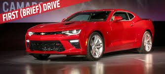 the chevrolet camaro is about to a stingray moment