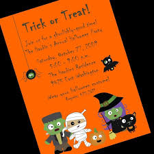 Printable Halloween Invitations For Party by Halloween Class Party Assignment Printable Big Ideas Little Cents