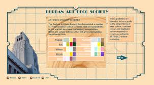Luxury Color Palette Things You Should Know Before Embarking On Art Deco Color Schemes