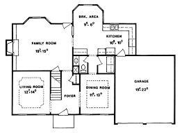 colonial style floor plans whiteemore colonial style home plan 086d 0092 house plans and more