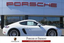 porsche cayman lease rates 72 porsche cars in stock san jose porsche of fremont